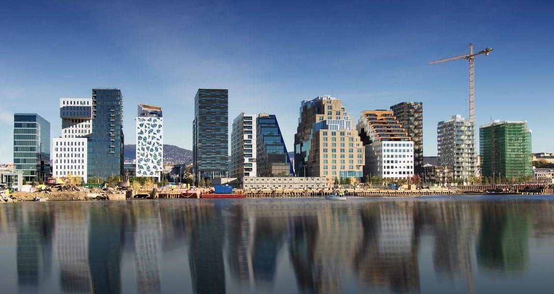 I konkurranse med 13 andre byer ble Oslo valgt til europeisk miljøhovedstad for 2019.